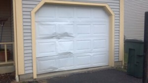 Dented Garage Door_Firstudt.com