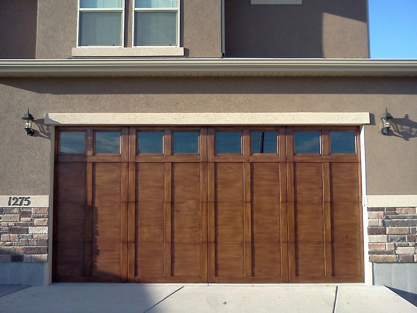 First United Door Steelhouse Garage Door