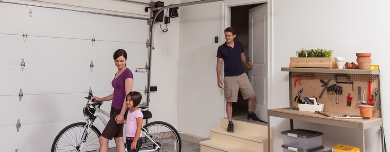 1st United Door Technologies Make Your Garage Door System Family